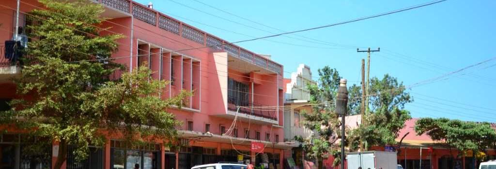 Bukoba, la ciudad de color rosa