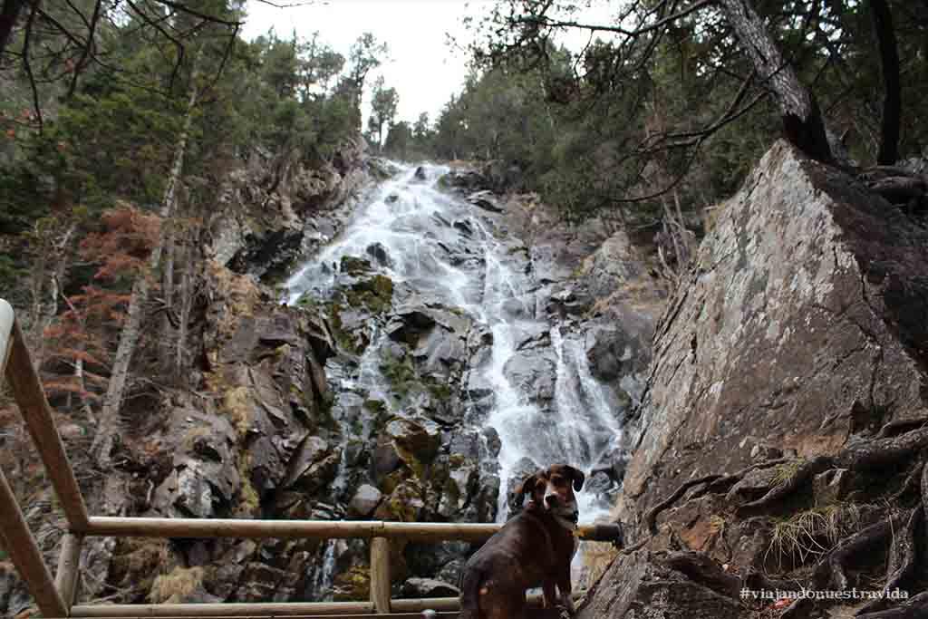 cascada de gerber Pirineos
