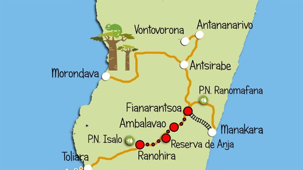 mapa anja