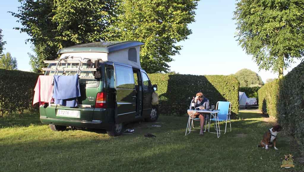 Camping Haliotis, un buen lugar para el relax.