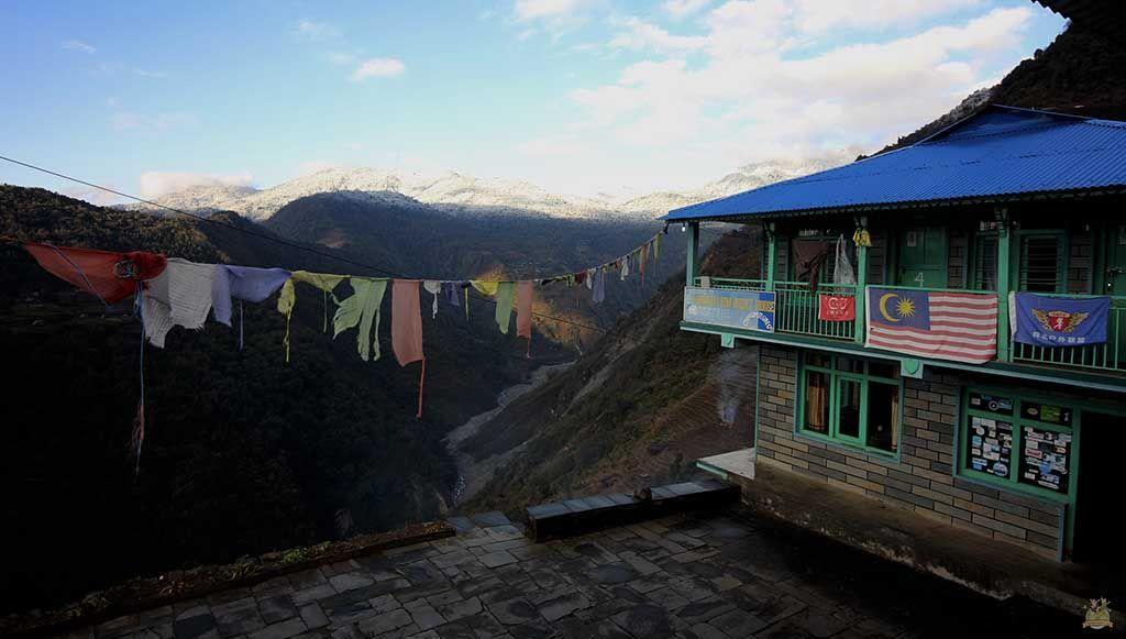 alojamiento trekking al Campamento Base del Annapurna