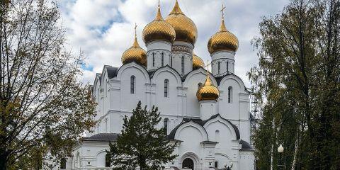 Centro histórico de la ciudad de Yaroslavl