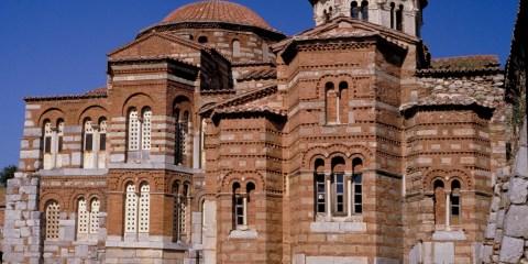 Monasterios de Dafni, Osios Loukas y Nea Moni