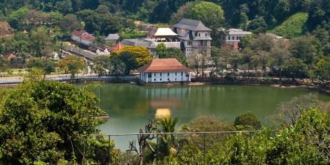Ciudad sagrada de Kandy