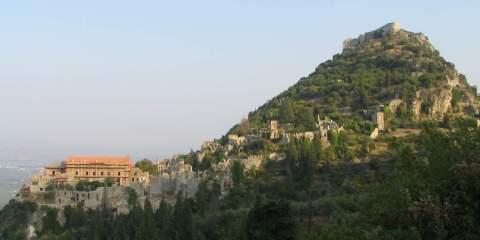 Sitio arqueológico de Mistras