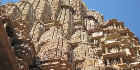 Conjunto monumental de Khajuraho