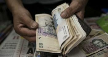 Argentina entre el $ y la K