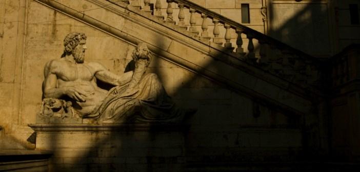 Roma, retratada hoy, pensada ayer