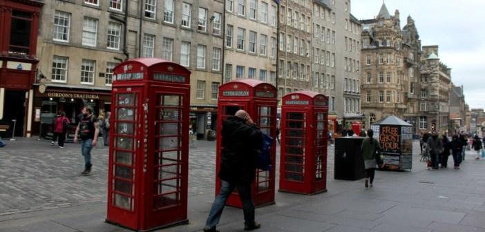 Las dos caras de Edimburgo