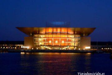 Opera Copenhague Dinamarca