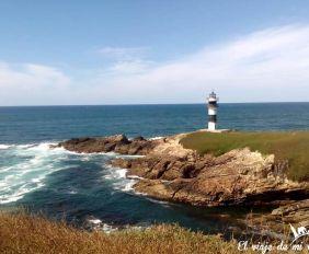 Faro Illa Pancha Galicia