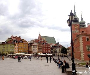 Centro Varsovia Polonia
