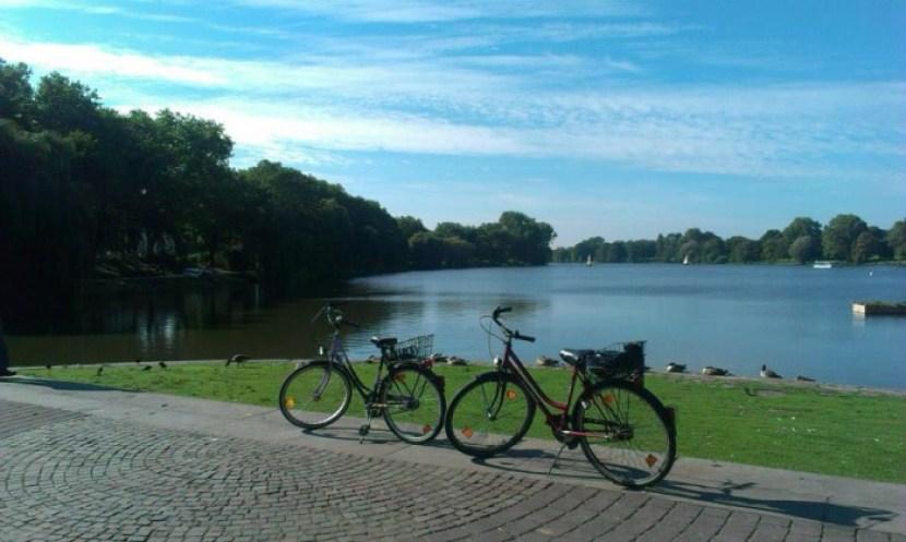 Lago Aasee Münster