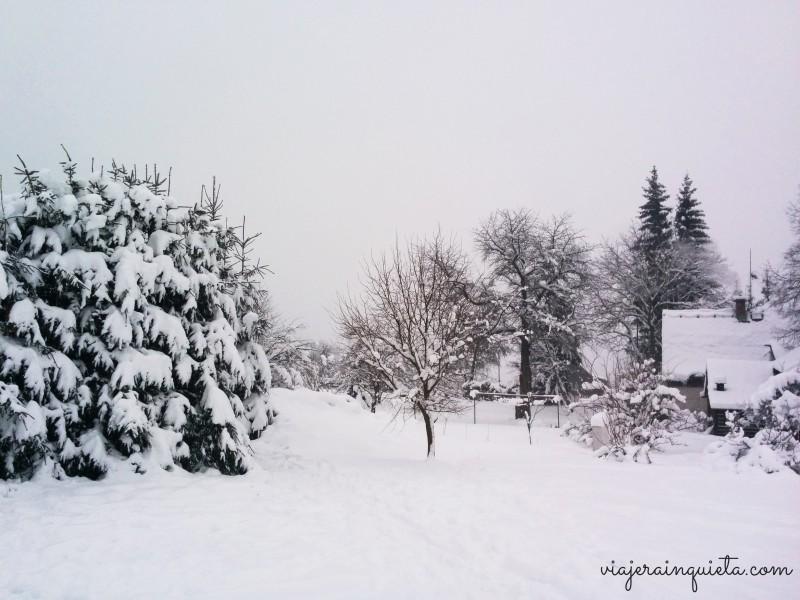 Viaje invierno Republica Checa