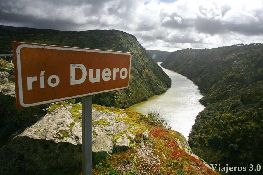 Los Arribes del Duero: 15 miradores, 2 cascadas y 1 crucero