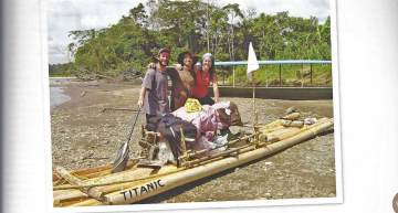 3 Gringos, 10 Days and a 6-Log Raft | OVERLAND JOURNAL