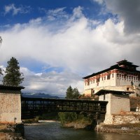 7 increíbles monasterios-fortaleza (Dzong) en Bután