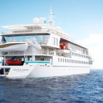 El Crystal Espirit de Crystal Cruises