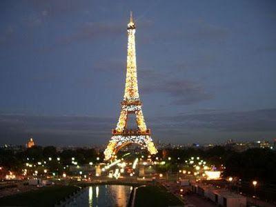 ¿Porqué Viajar a París en Diciembre?