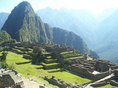 Información para Visitar Machu Pichu en Peru