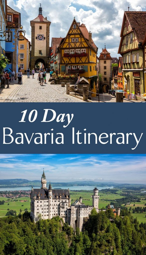 10 Day Bavaria Itinerary Vianova Project From Quot Möbelhaus