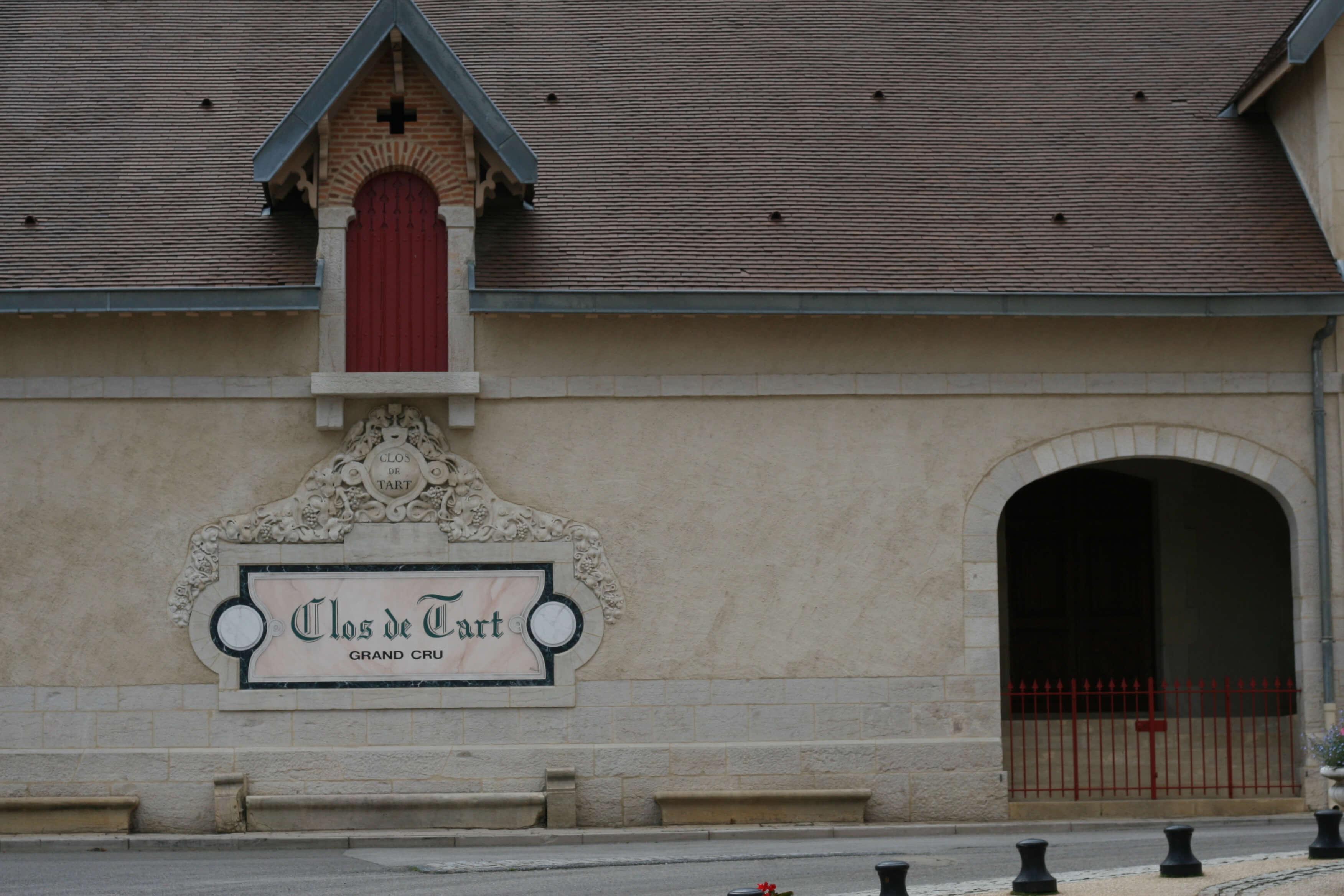 Porte du Clos de Tart
