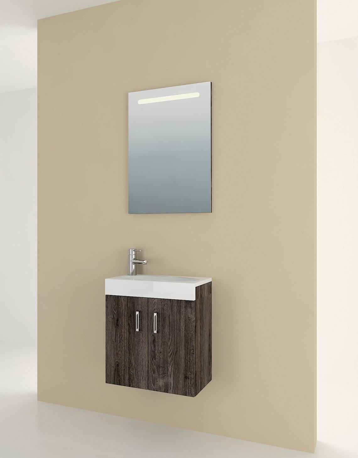 Espejos Cuarto De Baño Modernos | Conjunto Completo De Espejo Lavabo ...