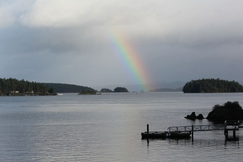 Landsend Rainbow