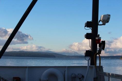 Thetis Island Ferry