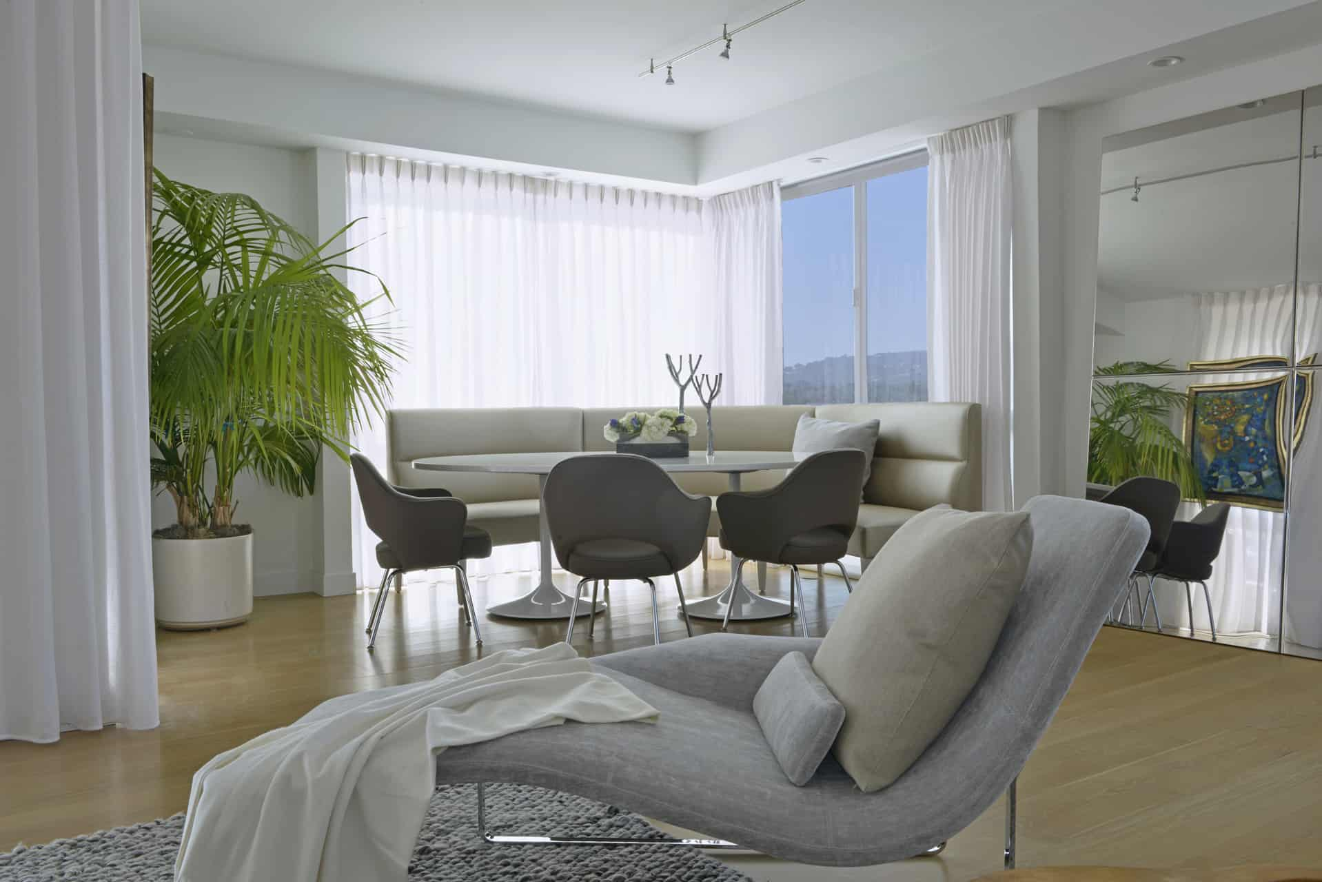 Gray Interior Design Residential Interior Design From Nyc Worldwide Vicente Wolf