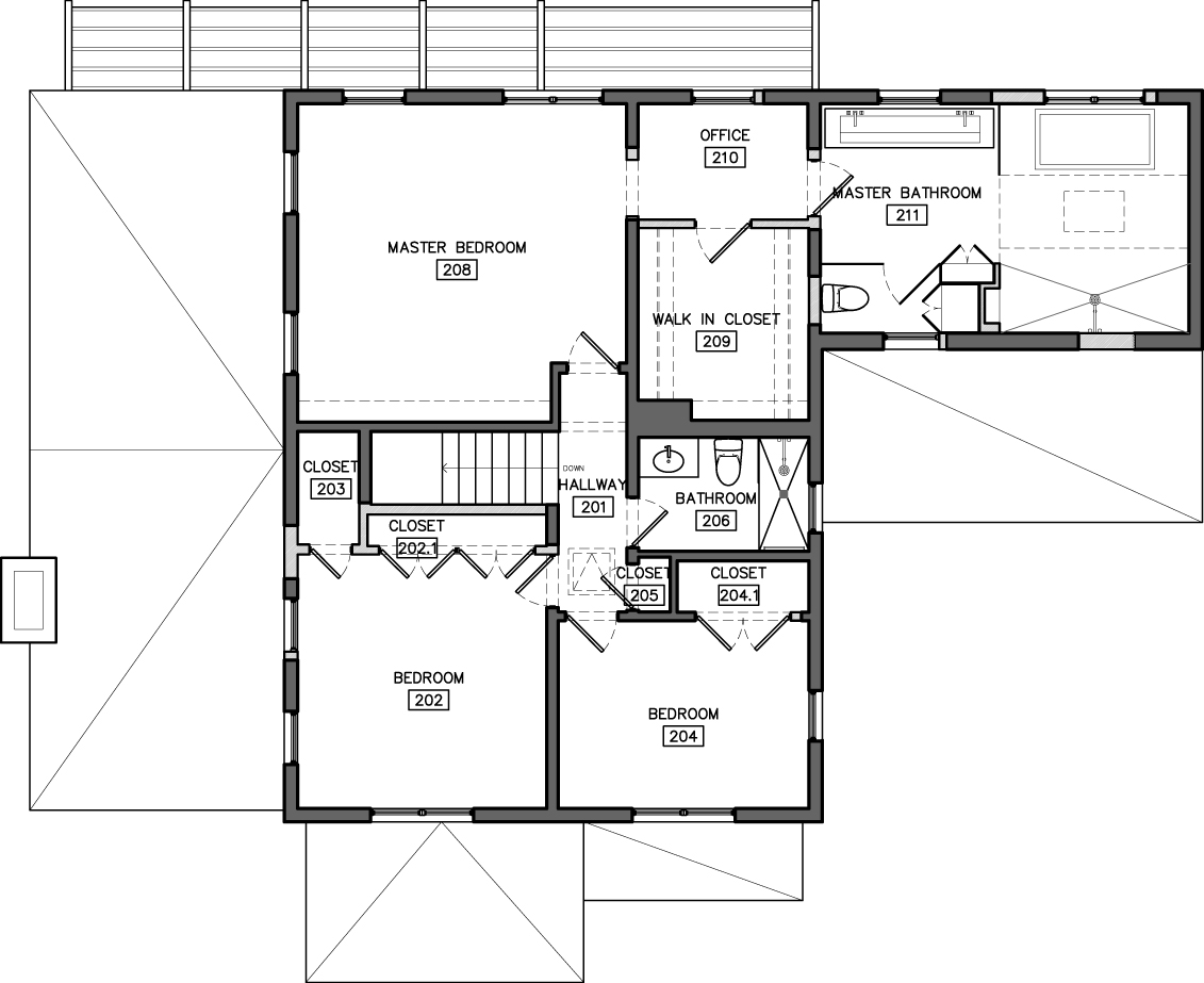 2nd Floor House Plans 13 Photos And Inspiration Second Floor Plans Home Plans