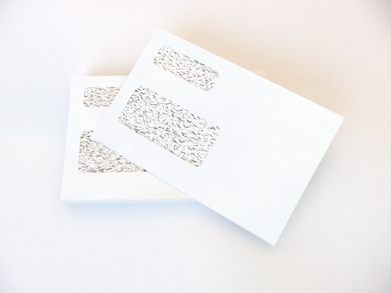 Large Of How To Fill Out Envelope