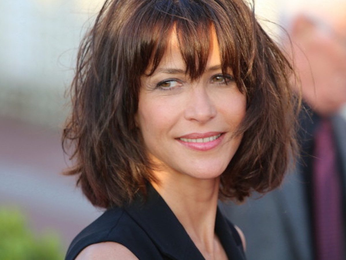Coiffure 2018 Sophie Marceau Quotbetter Quot Not Younger The Ageing Philosophy Vicki Archer