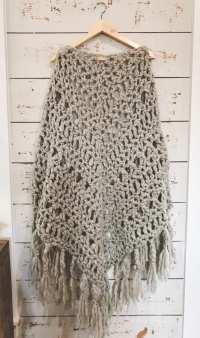 Quick Locking Stitch Markers + Crochet Triangle Shawl Pattern