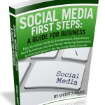 Photo of ebook Social Media First Steps: A Guide For Business