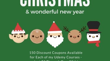 Udemy Course Discount | $9 with Holiday9 Code