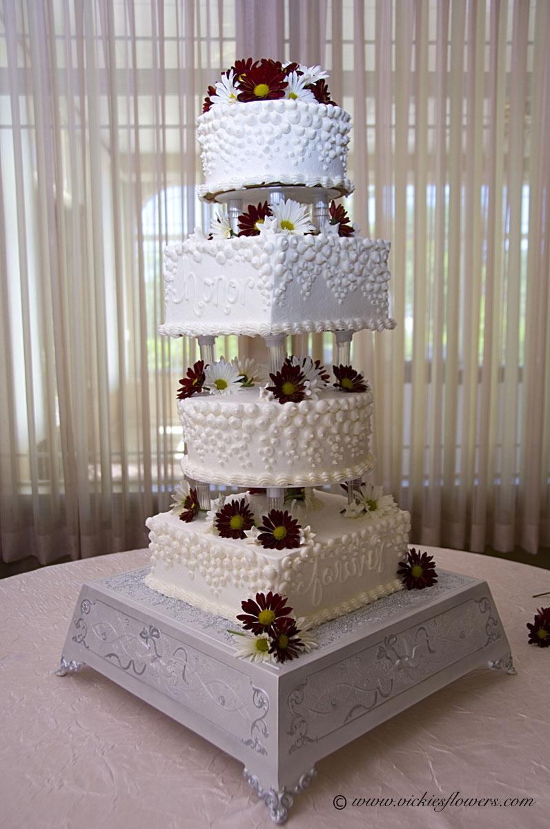 Horrible Four Tier Wedding Cake Pers Brighton Co Florist Wedding Cake Pers Etsy Wedding Cake Pers Rustic wedding cake Wedding Cake Toppers