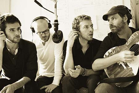 The Day Coldplay Came To Our Classroom - A Lesson Plan on