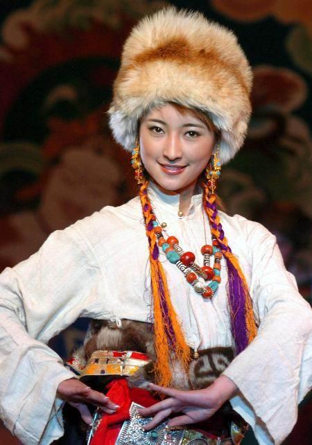 Beauty Girl In The World Wallpaper Beautiful Women In The World 1 Tibet Bellas Mujeres