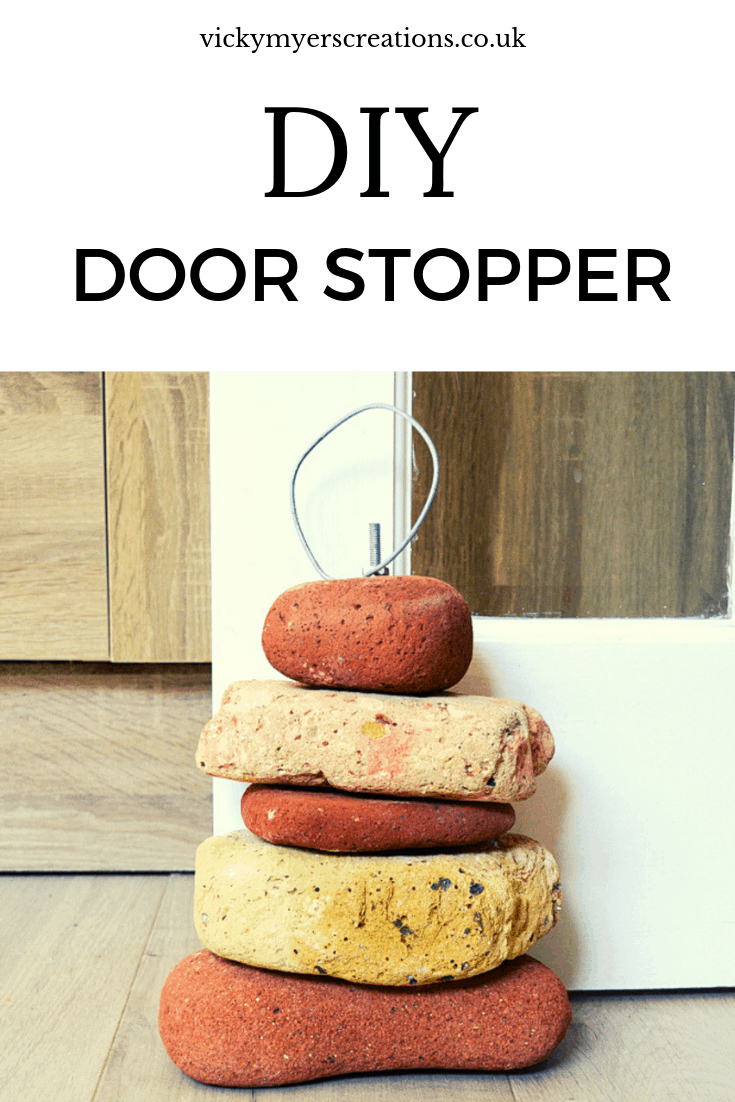 Heavy Weight Door Stop Diy Handmade Door Stoppers
