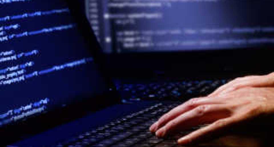 3D-модель поворотного электромагнита