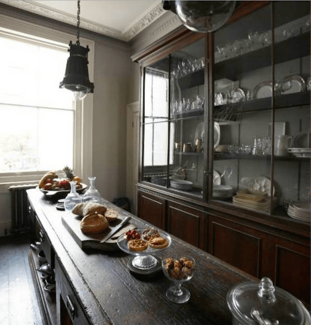 Here! Have Some More Kitchen Inspiration: Repurposed/Antique