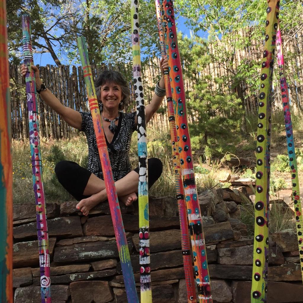 Dreaming Arts Studio Victoria Rabinowe - victoriadreams@mac.com - victoriadreams.com - Santa Fe, NM