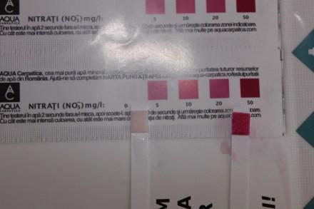 test nitrati