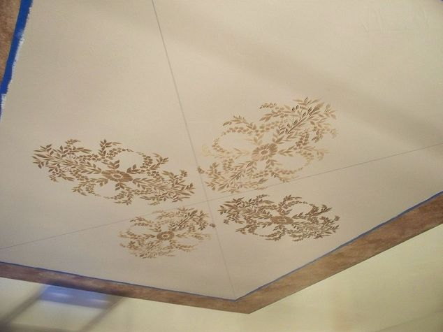 Decorating Gallery  Walls Stencils, Plaster Stencils