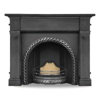 Carron Westminster Cast Iron Fireplace Insert - Victorian ...