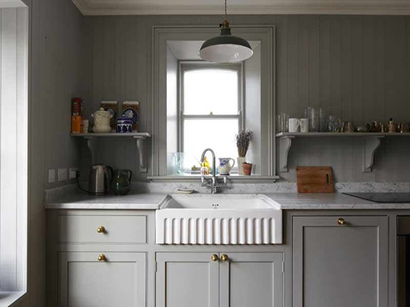 Kitchen Company Small Compact Kitchens – The Victorian Kitchen Company