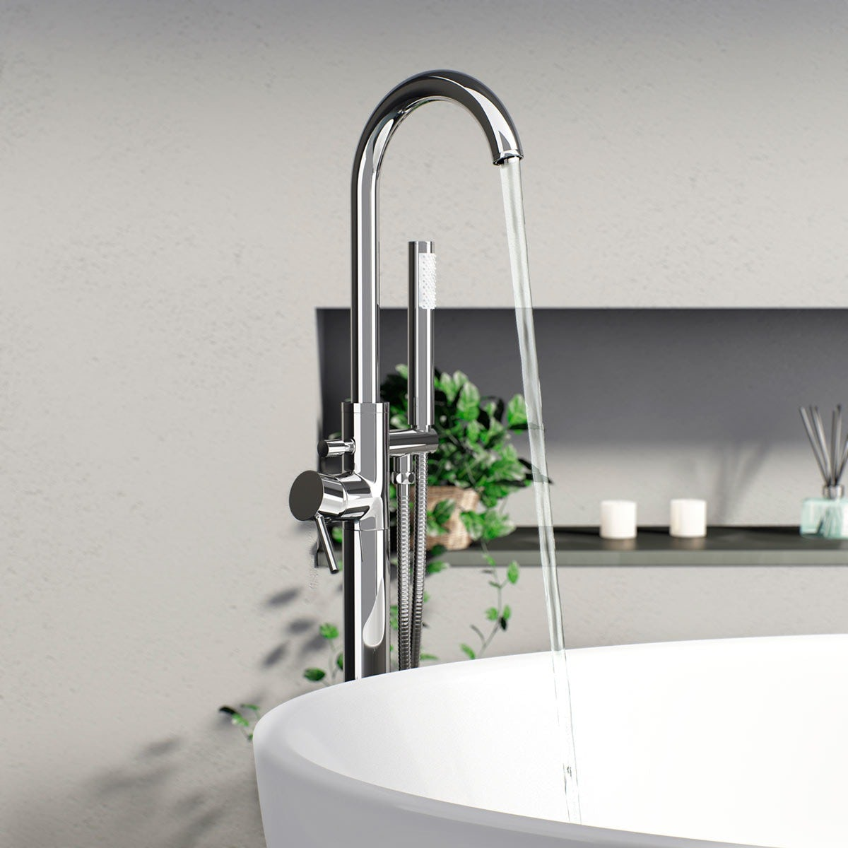 Freestanding Bath Taps Bath Taps Buying Guide Victoriaplum
