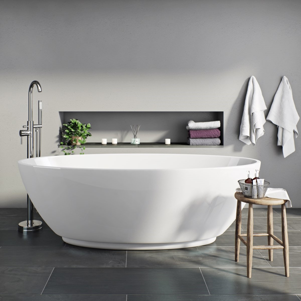 Freestanding Bath Taps Which Bathroom Tap Should You Choose Victoriaplum