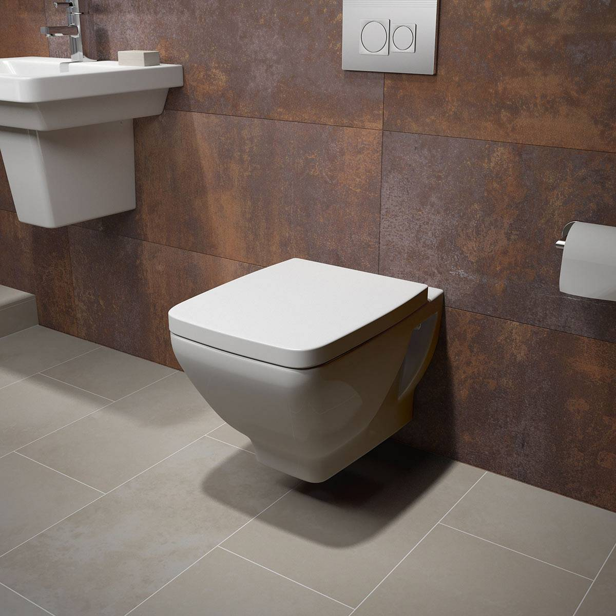 Hangende Wc 5 Reasons To Buy A Wall Hung Toilet Victoriaplum